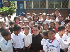 The kids we work with at Quebrada Honda School in Madriz, Nicaragua