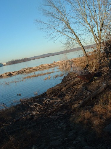 Ohio River at Rabbit Hash