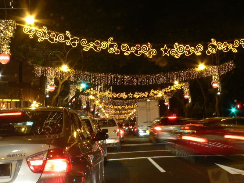 Orchard Road Lights