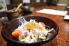有機野菜のサラダ, 博多 なぎの木, 西中洲