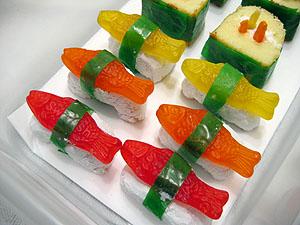 Hostess Snack Cake Sushi