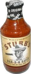 Stubbs Original BBQ Sauce