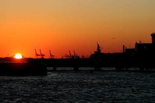 The Sun is Setting on American Liberty