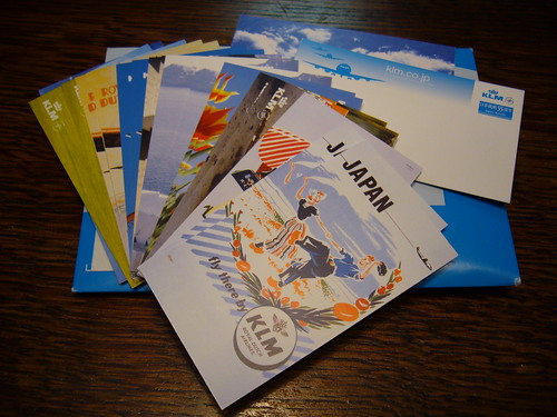 KLM Ice Card
