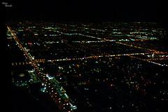 يرحم امك يالرياض ارسمي الفرحه بعيني ~ من أعلى برج المملكه photo by miss-norah