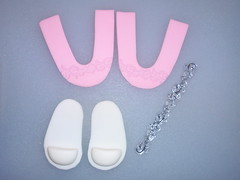 How to make a Baby Slippers #1 photo by Art Cakes