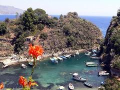 Taormina -  Baia delle Sirene (Spisone) photo by Luigi Strano
