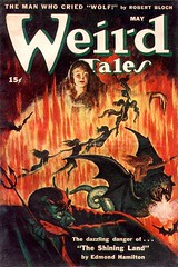 Weird Tales, Pulp Magazine - 1945 May photo by kocojim