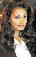 Nadeeka Perera world's best model photo by Byflickr