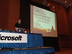 Tech.Ed SEA 2006 - Dan Fernandez