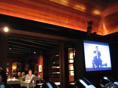 inside of Sundance the Steakhouse