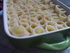 gratinated canneloni casserole