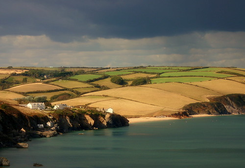 Devon before the storm