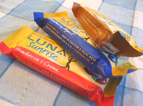 Luna Sunrise Bars