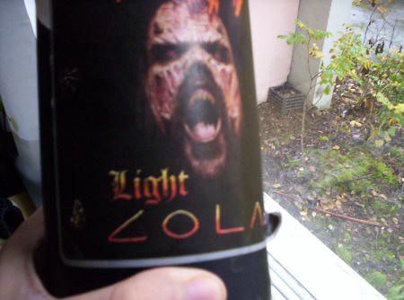 Lordi Cola... light