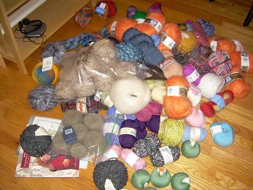 yarn swap