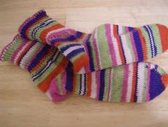 JellyBean socks #2