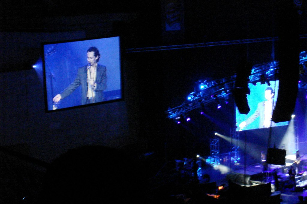 Marc Anthony en concert (2)