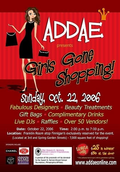 Girls Gone Shopping!