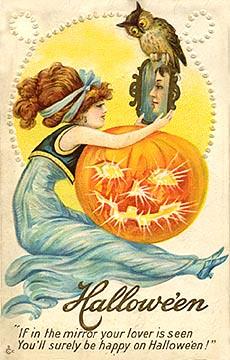 Halloween-Mirror