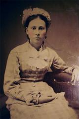 Jeune fille aux joues roses (autour de 1870)