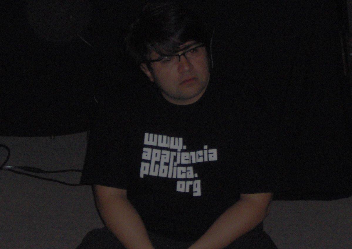 Camiseta de apariencia pública