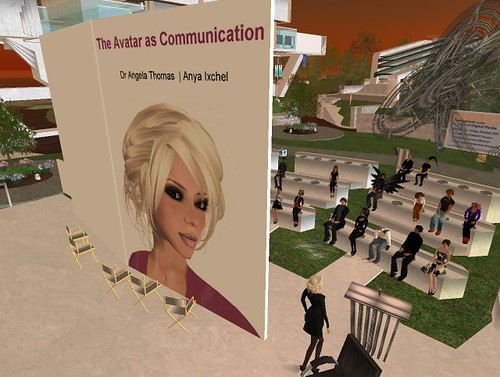 My Talk: Avatars as Communication