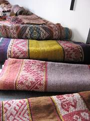 Mantas - shawls (Casa Ecologica)
