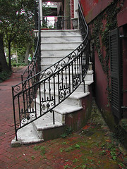 Jones Stairs