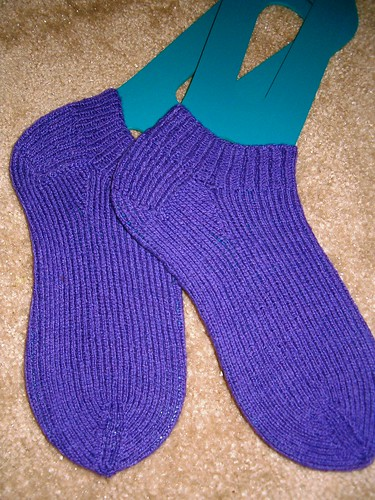 Cascade Fixation Ankle Socks