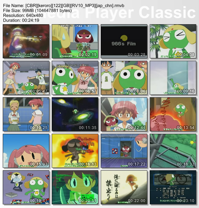 [CBR][keroro][122][GB][RV10_MP3][jap_chn]