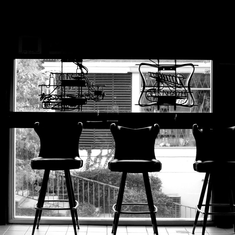 Checkboard Lounge #3 - Harper Court