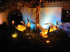 Crane Lanterns