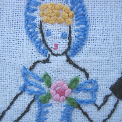 Stitch School French Knot