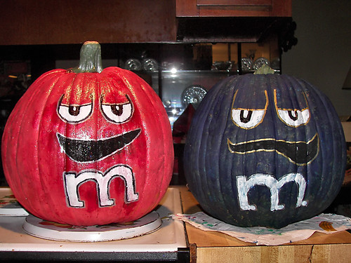 M&M Pumpkins in Stayton Oregon