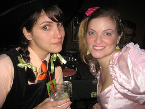 worst witch with the drunk 80s bridesmaid