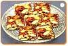 Chocolate dipped dryfruit chikki by Lavanya at Food Blog - Hyderabadi Kitchen