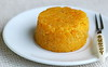 Pumpkin Halwa with Butternut Squash and Almonds by Indira at Food Blog - Mahanandi