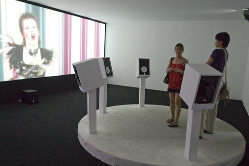 Singapore Biennale - Tanglin Camp
