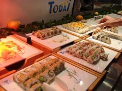 Todai (aka the buffet formerly known as Minado) | Midtown ...
