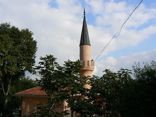 Tezkireci Osman Efendi Camii