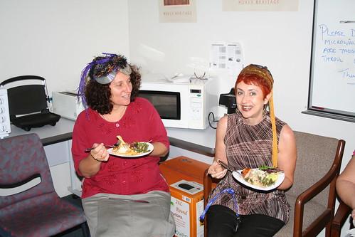 Judith and Peta