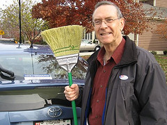 Brooms from Baltimore