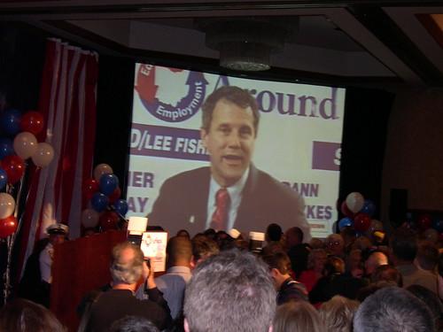 Sherrod Brown victory speech