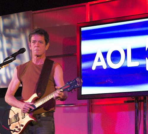 Lou Reed at Web 2.0