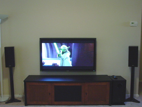 Home Theater Upgrade