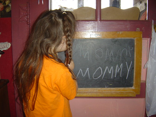 The Chalkboard in the Kitchen