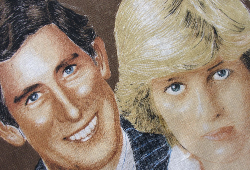 Charles & Di Commemorative Tea Towel. Detail [some rights reserved] Shula (poppalina), 14 ноября 2006 г.