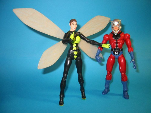 Wasp and Ant-man