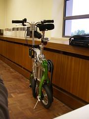 Mobiky na BMO